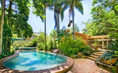 Backyard Landscaping Ideas for Homes with a Pool